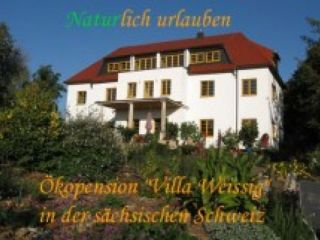 Ökopension Villa Weissig