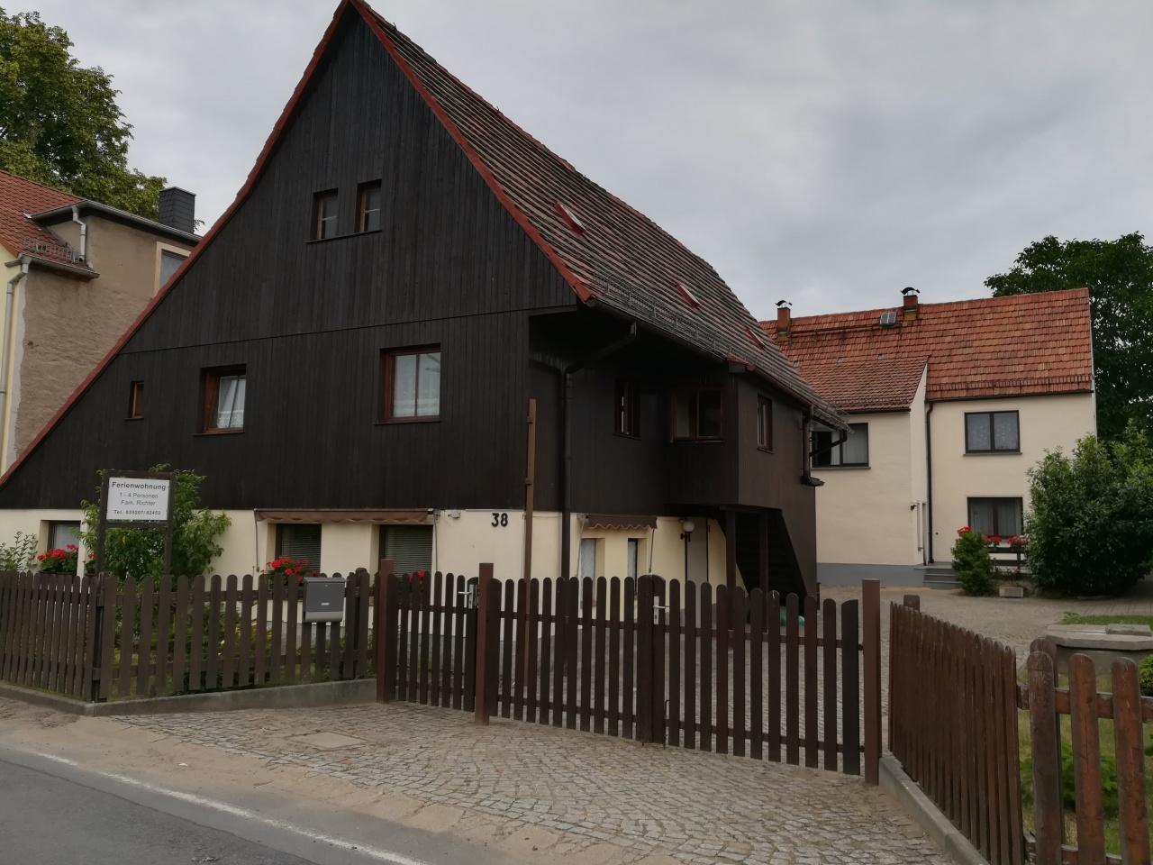 Ferienwohnung Richter, Volkersdorf - Volkersdorf