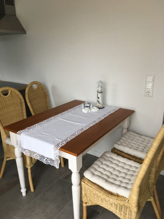 ferienwohnung typ a f r 4 personen oldenswort nr 420571. Black Bedroom Furniture Sets. Home Design Ideas